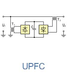 upfc کنترل کننده جامع توان