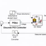 شبیه سازی کنترل موتور  DC با کنترل کننده های PID و P و I و PD  در مقایسه آنها در نرم افزار matlab