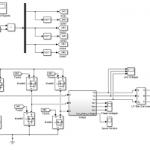 شبیه سازی ساخت سه فاز با مدلاسیون بردار فضایی پالس عریض در نرم افزار MATLAB