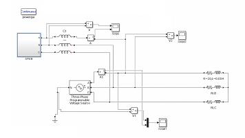 کنترل توان راکتیو به کمک STATCOM