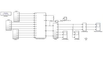شبیه سازی اینورتر سه فاز به کمک دیودهای برش دهنده پنج لایه