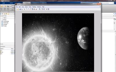تبدیل تصاویر رنگی به سیاه و سفید در Matlab