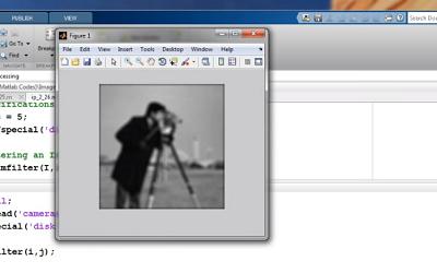 تار کردن تصاویر در Matlab