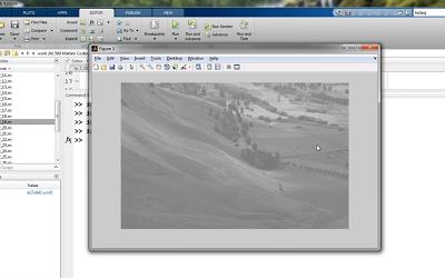 افزایش کنتراست تصاویر با استفاده از تکنیک تساوی هیستوگرام در Matlab