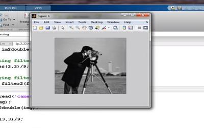 فیلتر کردن تصاویر در Matlab