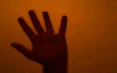 طراحی سیستم تشخیص حرکات دست انسان در نرم افزار matlab