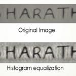 تشخیص کاراکترهای نوشته ها در تصاویر در نرم افزار matlab