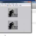 حذف نویزهای نمک و فلفلی از تصاویر در Matlab
