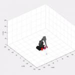 شبیه سازی ربات IRB 1600 ساخت شرکت ABB در نرم افزار Matlab