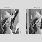 نهان نگاری تصاویر در نرم افزار متلب بر اساس روش LSB