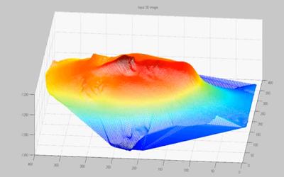 تشخیص چهره سه بعدی در نرم افزار matlab