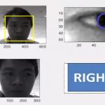 طراحی سیستم تشخیص چهره بر اساس چشم دوختن به دوربین در نرم افزار Matlab