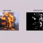 طراحی سیستم هشدار آتش سوزی به کمک بینایی ماشین در نرم افزار Matlab