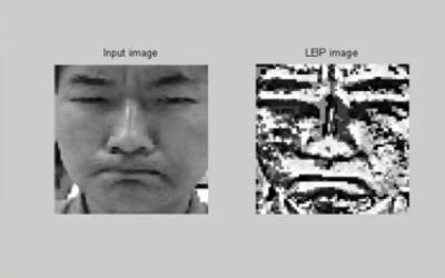 تشخیص چهره با سرعت بالا با استفاده از روش LBP در نرم افزار Matlab