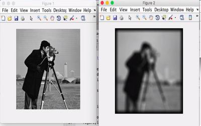 رفع تاری از تصاویر در Matlab
