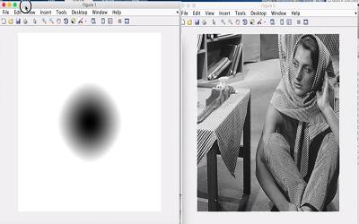 تیز سازی تصاویر (یا image sharpening) به کمک فیلتر لاپلاسین در Matlab