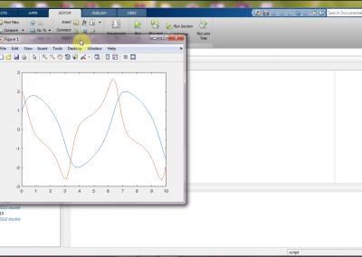 تخمین رفتار معادله وندرپل به کمک شبکه عصبی در نرم افزار متلب